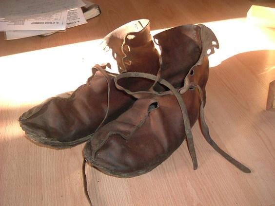 Romans In Britain The Roman Soldier S Footwear Caligae